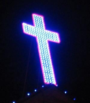 lighted_cross